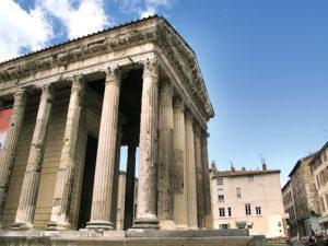 Temple Auguste et livie