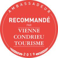 Ambassadeur vienne condrieu tourisme