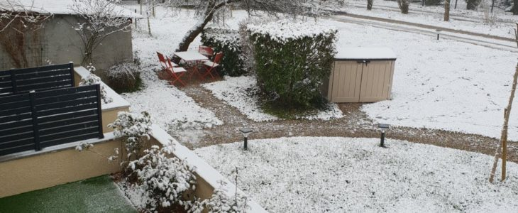 revigora locations sous la neige